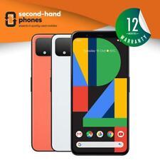 Google Pixel XL 4 - 64GB/128GB - Nero/Bianco/Arancione (Sbloccato/Smartphone SIMFREE)