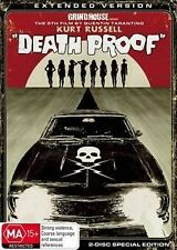 Death Proof (DVD, 2-Disc Special Edition-Extended Version), Like new, free post