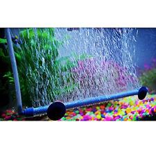 Air Stone Bubble Wall Bar Tube Aeration Tube for Healthy Fish Tank Aquarium Blue
