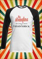 The Stranglers Wave Punk Rock Men Women Long Short Sleeve Baseball T Shirt 2263