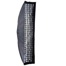 Godox 35*160cm Grid Honeycomb Softbox Bowens Mount for Studio Strobe Flash Light