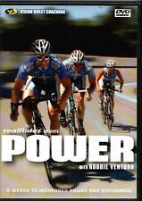 RealRides Presents: Power - Robbie Ventura - Vision Quest Coaching (Dvd, 2007)