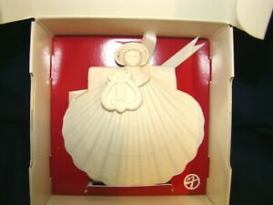 Margaret Furlong Musical Series 1981 Lyrist Angel ornament w/ Box