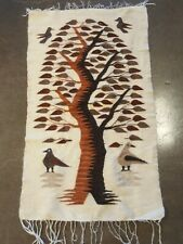 Amazing Antique Vintage Mid Century Egyptian Kilim Rug / Wallhanging