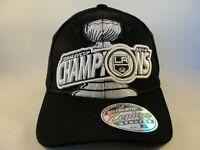 Los Angeles Kings NHL 2014 Stanley Cup Champions Flex Hat Cap Size XL Zephyr