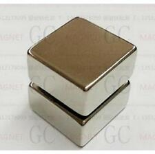 Super Strong Block Cuboid Magnets 20 x 20 x 10 mm Rare Earth Neodymium N50