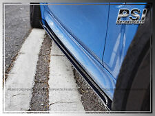 BMW F80 M3 MT E Style Carbon Fiber Extension Side Skirts Add-On Lip CF