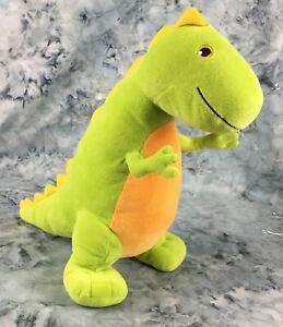 "Kohl's Cares World Of Salina Yoon Green Dinosaur 12"" Plush Stuffed Animal Toy"