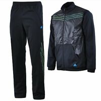 nwt~Adidas STREET WOVEN Track Suit Sweat Shirt Jacket Top Pant firebird~Men sz L