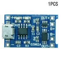 1PC 5V Micro USB 1A 18650 Lithium Battery Charging Board Charger J0B6 New L9J9