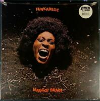 Maggot Brain LP by Funkadelic 180 Gram Vinyl Jun 2008 4 Men with Beards SEALED