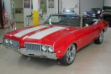 1969 Oldsmobile Cutlass Convertible