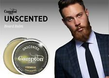 COMPTON  BARBERS BEARD BALM / WAX / HAIR CARE / MEN'S GROOMING -UNSCENTED