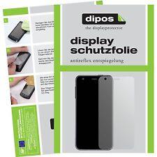 2x Meizu MX6 Schutzfolie matt Displayschutzfolie Folie dipos Displayfolie