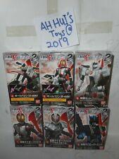 BANDAI Shodo-X Rider VS complete set of 6 figures Vol 2 (Kamen Rider Faiz etc)