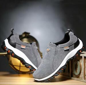 Mens Casual Outdoor Sneakes Breathable Non-Slip Sports Walking Running Shoes