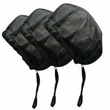 Adjustable Chef Cap Cooking Kitchen Hat Food Service Hair Nets Mesh Brim New