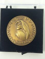 2003 Simba Collector's Coin Lion King Disney No 105 Special Edition Series