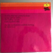 Bedford, Ligeti, Mellnäs, etc.Avant Garde Germany Vinyl LP 1968 Great copy!