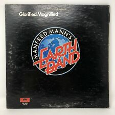Manfred Mann's Earth Band Glorified Magified LP Vinyl Album Record PD 5031