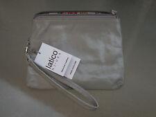 Latico Genuine leather Wristlet Gray