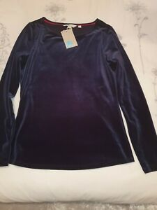 Womens Boden top size 10 new with tags.