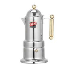 Sn _ Kf _ Acier Inoxydable Cuisinière Moka Espresso Cafetière Pot Induction Cook