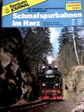Eisenbahn Journal Special n°3 1991 - Schmalspurbahnen im Harz - Tr.22