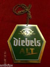 Diebels Alt Zapfhahnschild P244
