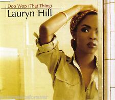 LAURYN HILL - Doo Wop (That Thing) (UK 3 Tk CD Single Pt 2)