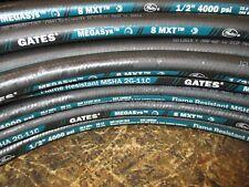 GATES HYDRAULIC HOSE 8MXT 1/2
