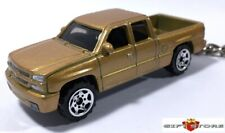 RARE KEY CHAIN GOLD CHEVY SILVERADO 1500 SUT CHEVROLET TRUCK 4X4 NEW Ltd EDITION