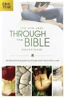 The One Year Through the Bible Devotional: 365 Devotions That Guide You Through