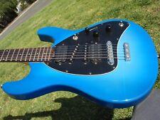 1998 Music Man Steve Morse Signature Model Blueburst