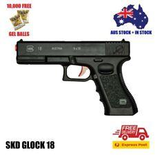 SKD GLOCK 18 GEL BLASTER MAG-FED 100% AUS STOCK*FREE AMMO + EXPRESS SHIPPING*