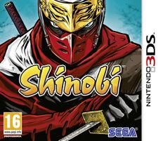 Shinobi Nintendo 3DS SEGA