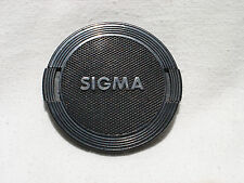 Genuine SIGMA 55mm  front lens cap  Made in  Japan #001973