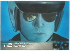 Terminator 2 Judgment Day Sketch Card drawn by Lee Brown