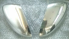 VOLVO C30 C70 V50 S60 S80 Mirror Covers In CHROME Look! Car Parts! REDUCED!