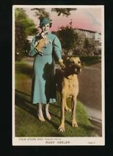 Inter-War (1918-39) Real Photographic (RP) Collectable Actress Postcards
