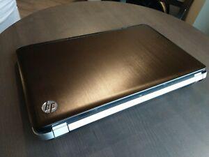 """HP Pavilion DV7, 17.3"""" - AMD A8-3500M APU ~ 1.5GHz - 6GB RAM - 750GB HDD"""