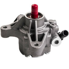 NEW Power Steering Pump For Honda CRV Accord Acura RSX 2.0L 2.4L DOHC 02-11