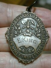 More details for  writhlington colliery bronze medal.ambulance mines inspection.southern.e.king.