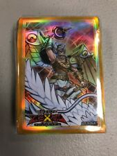 Yugioh Konami Official Card Sleeves Michael, Lightsworn Ark sealed NEW
