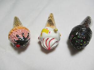 "Factory Sealed Ice Cream Cone Lip Gloss 3.5"""