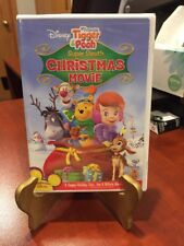 My Friends Tigger & Pooh: Super Sleuth Christmas Movie (DVD, 2007) Mfg. Sealed