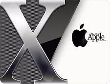 Apple Mac X OS Mousemat