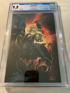 Venom #30 CGC 9.8 Lashley VIRGIN Variant Edition Cover Frankies Golden Apple