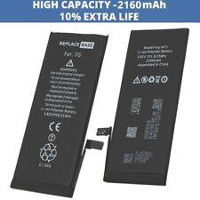 Batería de Repuesto para Apple iPhone 7 alta capacidad 2160mAh 10% Extra Vida Reino Unido