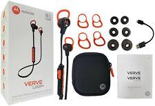 Motorola VerveLoop+ Sweat Waterproof Wireless Stereo Sport Headset Siri Google